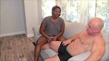 Tony Fucks This Ebony Girl And Cums In Her Twice