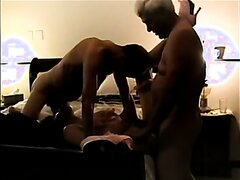Sissy Slut Gets Used By 2 Old Men 2
