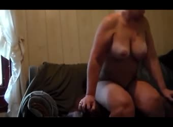 Mature Bbw Blonde Slut Meeting Another Black Stranger For A Fuck