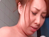 Redhead And Handsome Japanese  Is Sucking Big Sticks