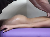 Full Body Massage Ends With Crazy Sex Fun And Mouthful Of Cum