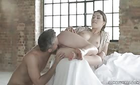 The Art Of Anal Fuck Sensual Amateur Babe