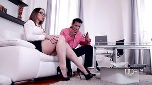 Hot MILF Yasmin Scott Foot Fetish Porn