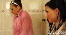 Amateur Lesbian Messy Oral