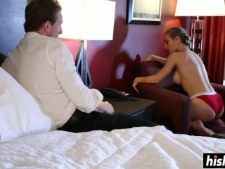 Shaved Pussy Drilling With Nicole Aniston