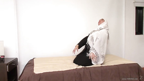 Steamy Woman Arabian Point Of View