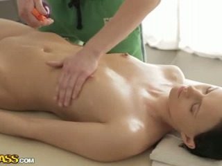 If You Think That Nothing Interesting Really Happens At Massage Studios Then You Should Watch This Raunchy Massage Hardcore P