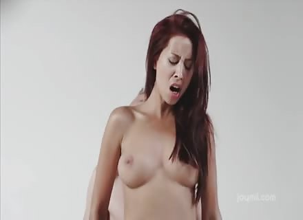 Paula Shy Passionate Girlfriend