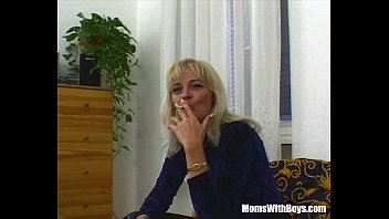 Blonde Mature Bombshell Suck And Fucks My Cock