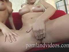 PORNLANDVIDEOS FFM With Horny Sativa And Nikky